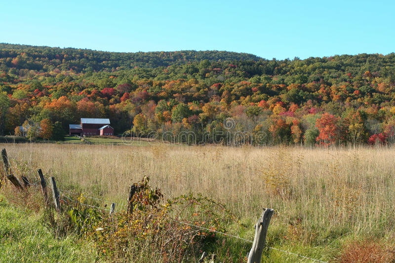 Download New England Autumn stock image. Image of scenic, fall - 16024381