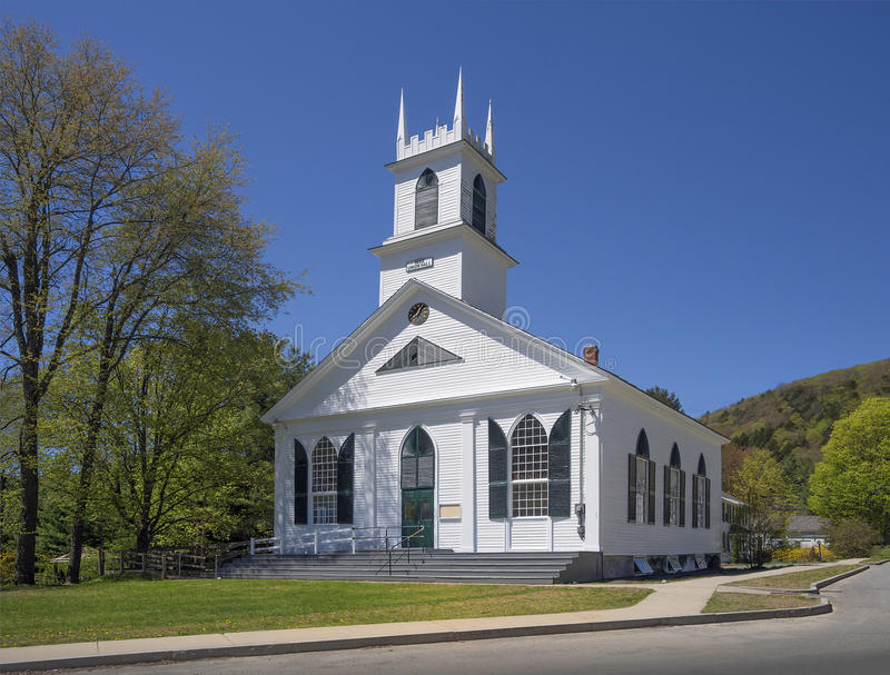 Download New England Church Stock Photo - Image: 31062440