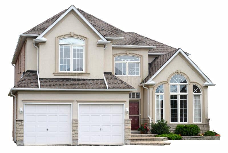New family house stock image