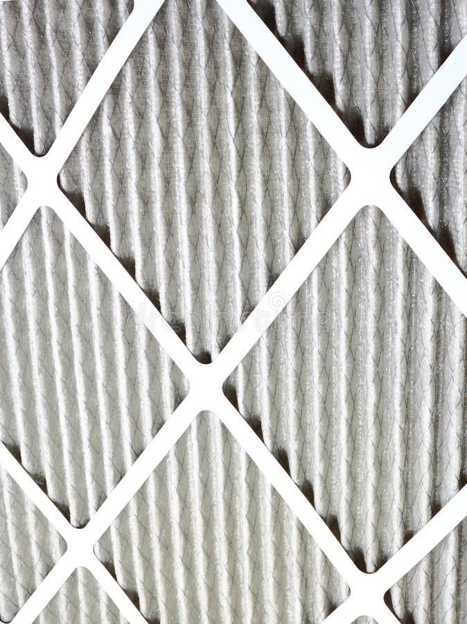 Furnace Air Filter stock images