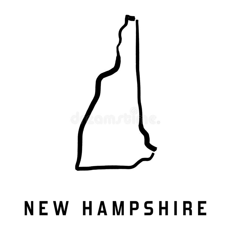 Image Result For Nh Map Of
