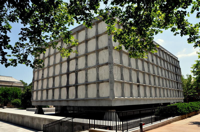 New Haven, CT: Beineckebibliotheek in Yale University royalty-vrije stock foto