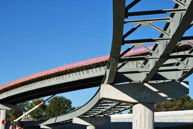 New Highway Construction Stock Photos