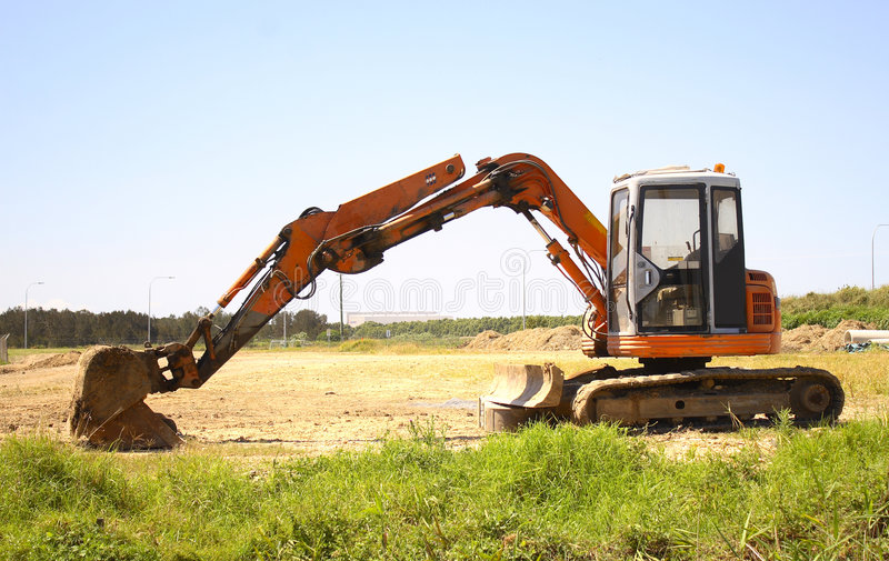 New home estate construction royalty free stock images