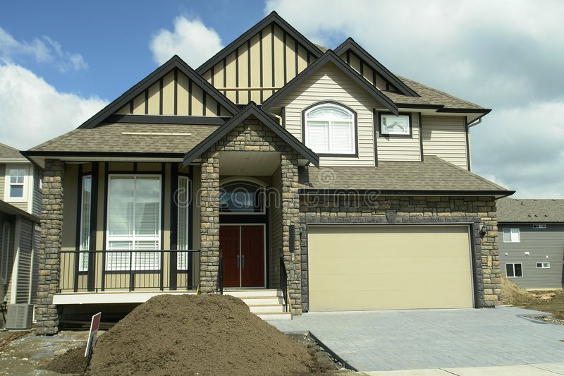 New Home House BC Canada