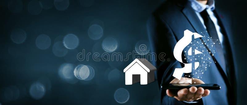 New home or house concept stock photos
