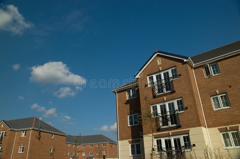 Download New Homes stock photo. Image of house, modern, english - 6466324