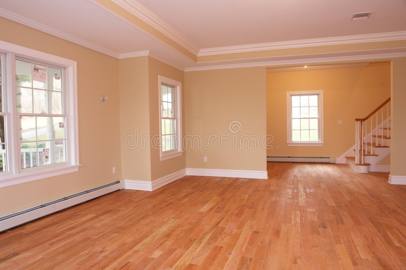 New House stock photography