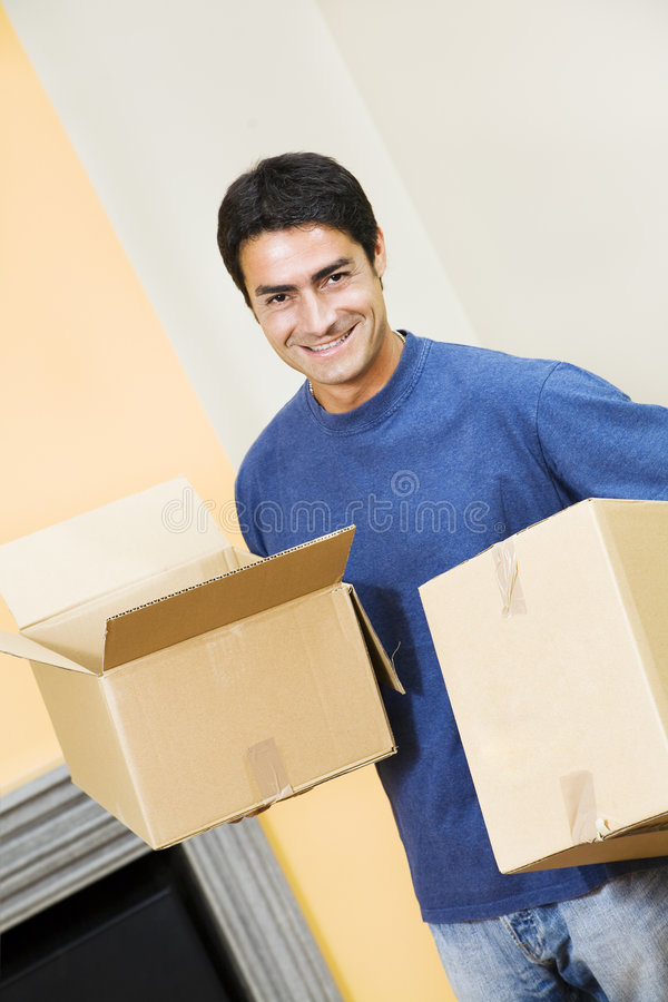 Download New house stock image. Image of front, holding, caucasian - 5793223
