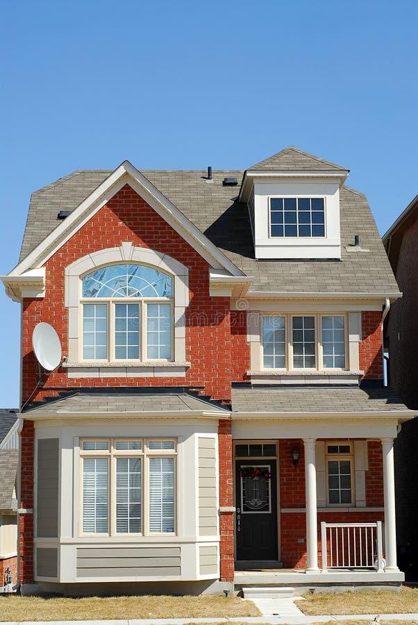 New house royalty free stock photos