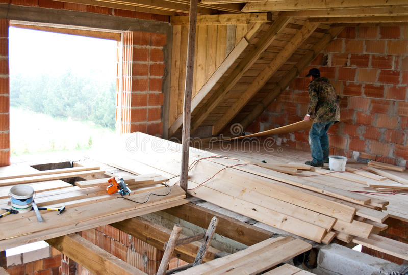 Download New house building stock image. Image of first, build - 14075197
