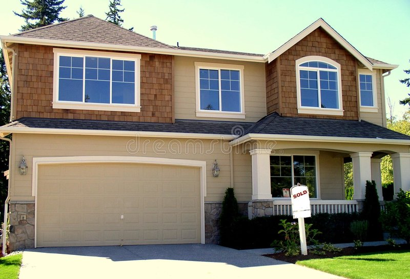 Download New House Sold Stock Photos - Image: 1148543