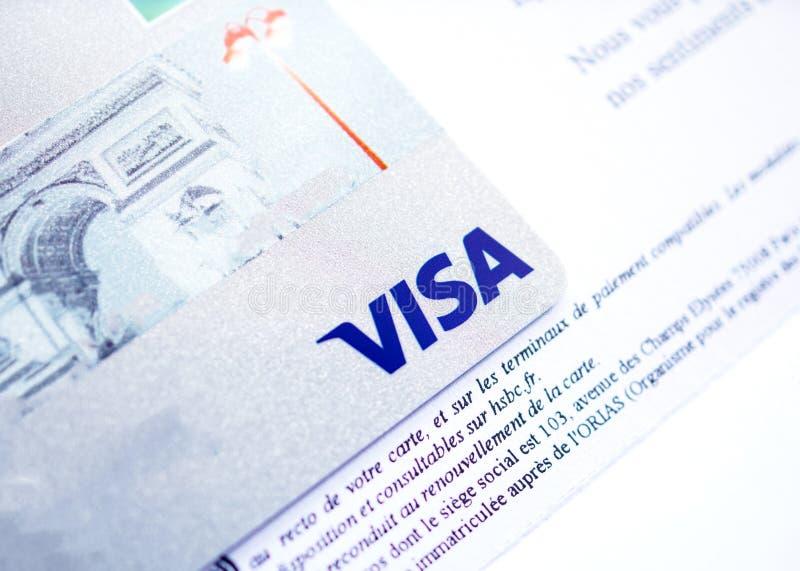 New HSBC Visa Debit card editorial stock image  Image of hsbc