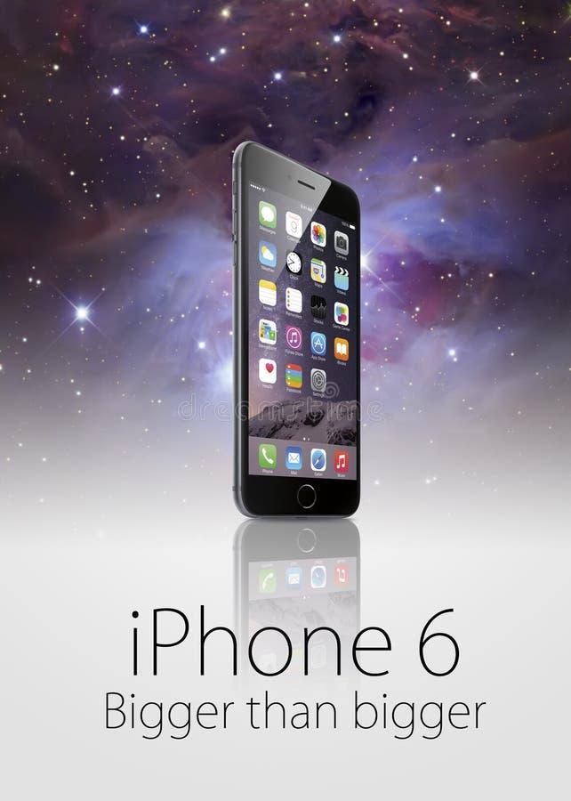 Free New Iphone 6 Plus Royalty Free Stock Photos - 45378938