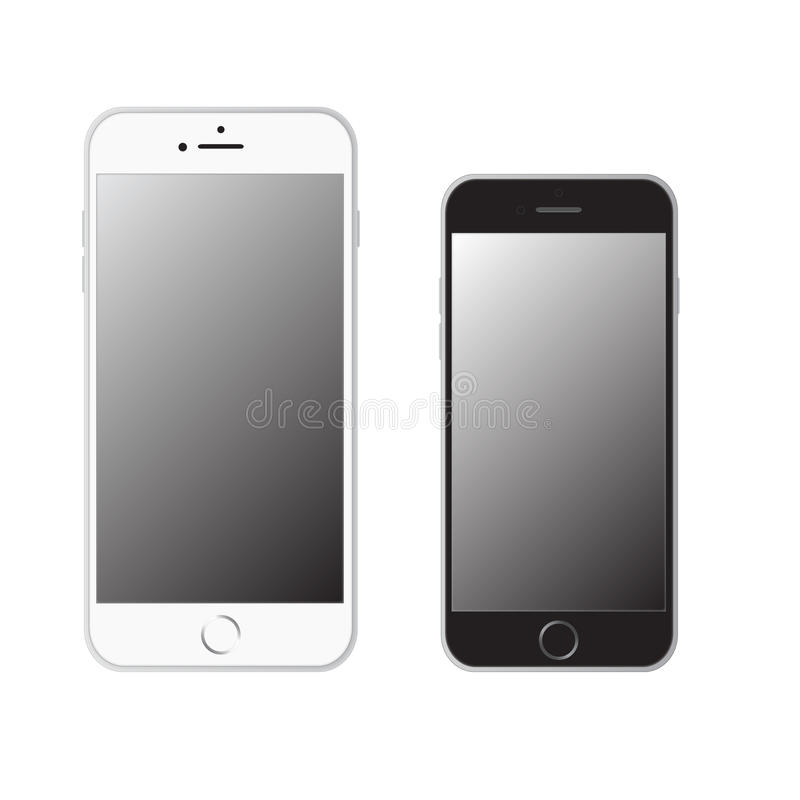New IPhone 6 And 6 Plus Editorial Image Illustration Of Email