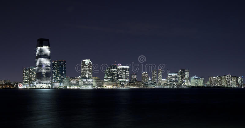 Download New Jersey in the night stock photo. Image of financial - 23756726