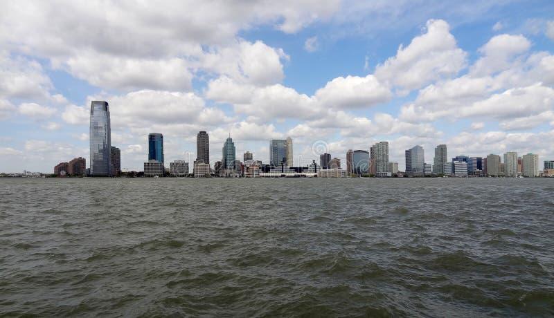 New-Jersey Skyline lizenzfreie stockfotografie
