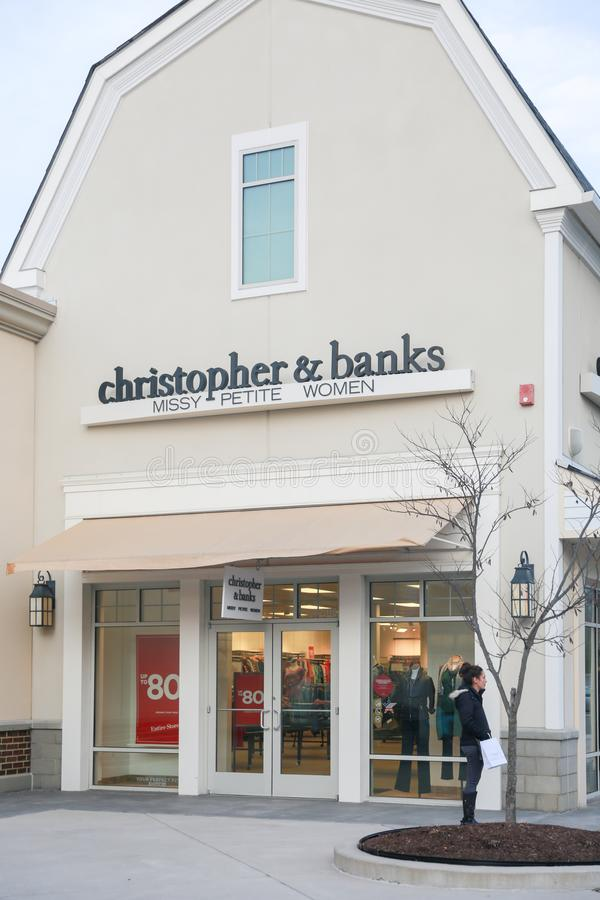 christopher banks store