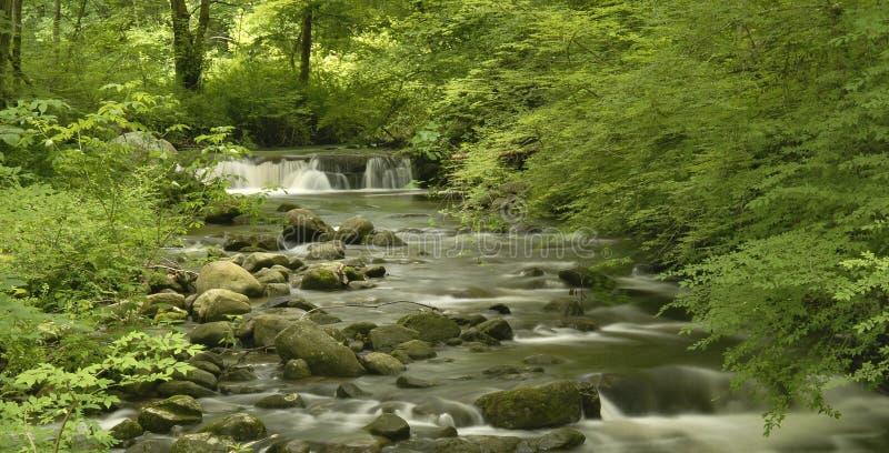 Download New Jersey Waterfall Panorama Stock Photo - Image: 9859050