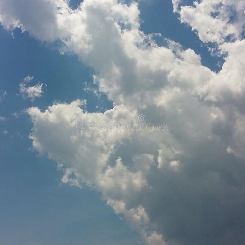 New-Jersey Wolken lizenzfreies stockbild