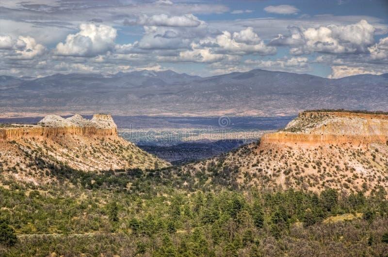 New México norteño fotografía de archivo libre de regalías