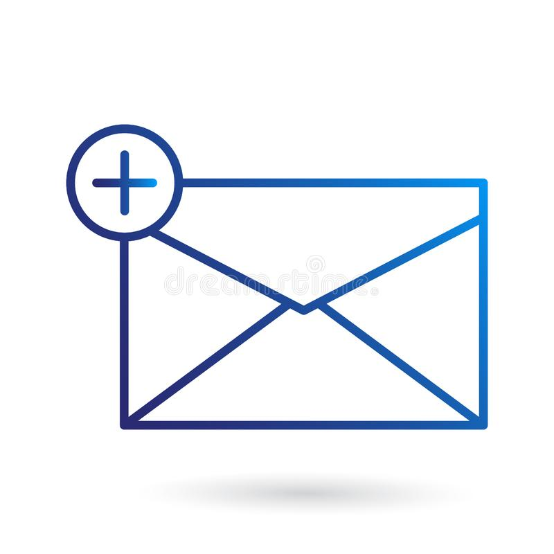 New Mail Icon for any purpose. This mail icon can be use for any project, perfect for your web design vector illustration
