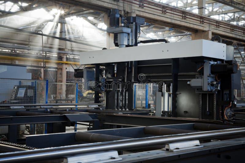 Download New metalworking machine stock image. Image of equipment - 13646721