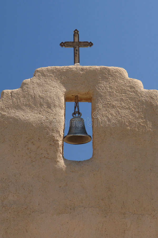 Free New Mexico Church Bell Stock Images - 8369794