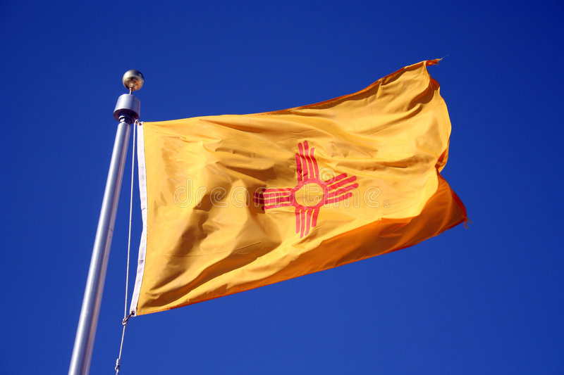 Download New Mexico Flag Stock Photography - Image: 894462