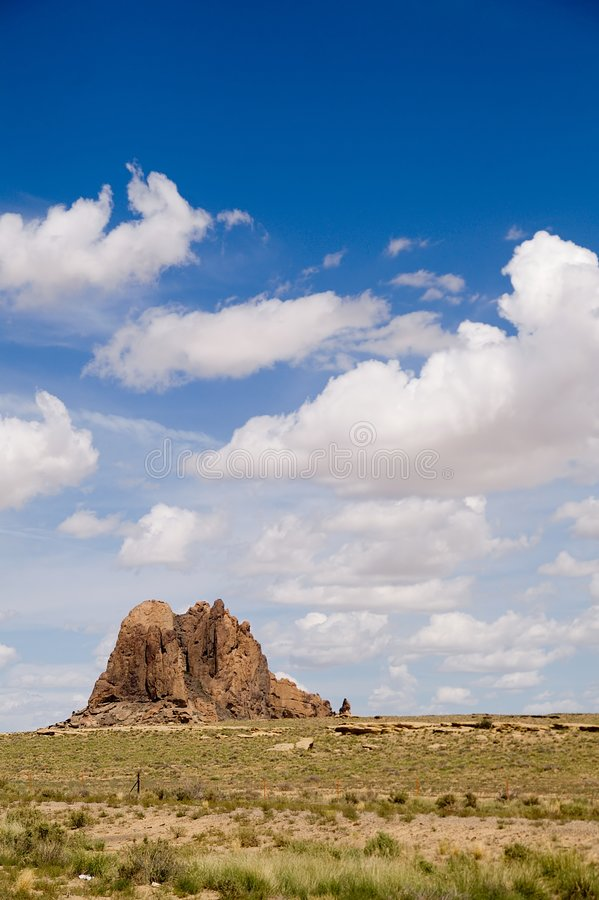 Download New Mexico Landscape stock image. Image of cloudy, landscape - 6419823