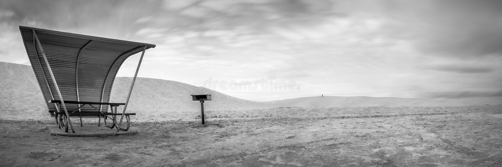 New Mexico Landscapes. Amazing and interesting landscapes from New Mexico USA stock photography