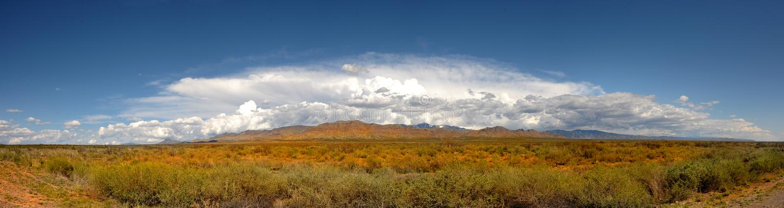 Download New Mexico Pano Royalty Free Stock Photography - Image: 14492257