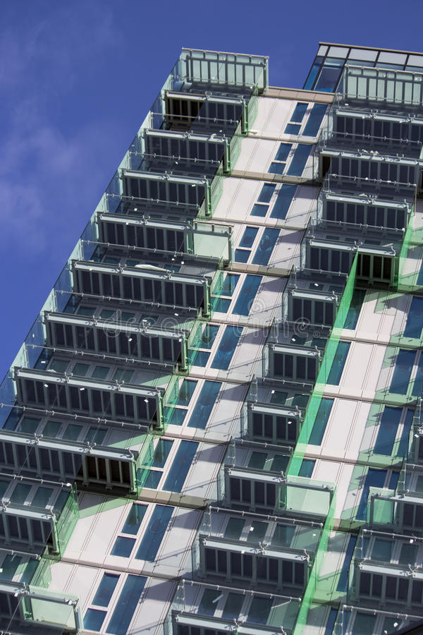 Download New Modern Apartments Abstract Stock Image - Image: 32237133