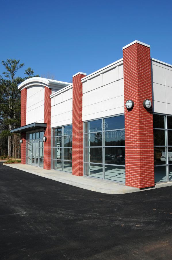 New Modern Commercial Building