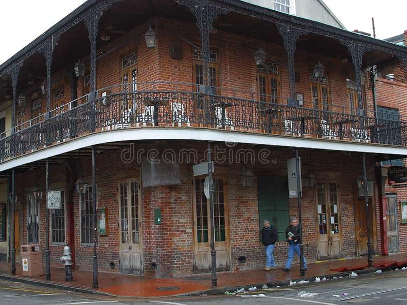New Orleans 10 stock photo