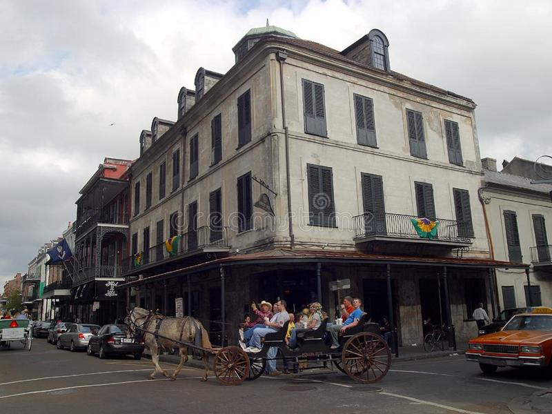 New Orleans 7 royalty free stock image