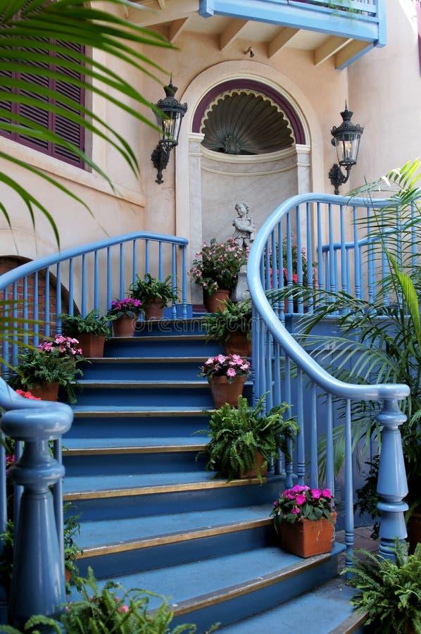 New Orleans Disneyland quadrato immagine stock libera da diritti