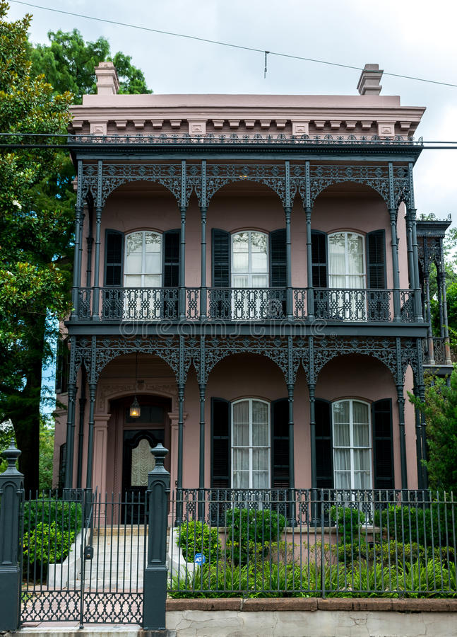 New Orleans Garden District Architecture Editorial Photography Image Of Homes Site 60674192