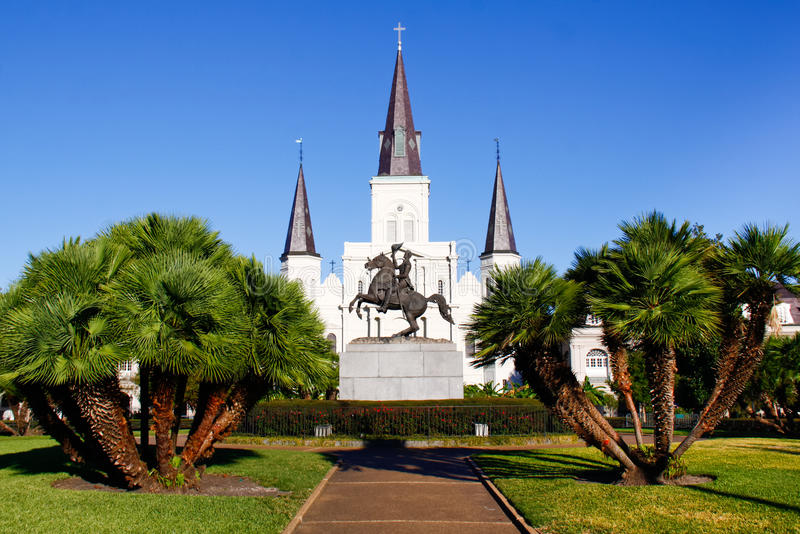 Download New Orleans Historic St Louis Cathedral Editorial Photo - Image: 22254171