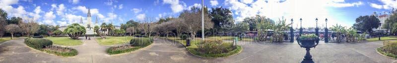NEW ORLEANS, LA - FEBRUAR 2016: Touristen genießen Panoramablick O stockfotografie