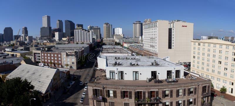 New Orleans Louisiana arkivfoto