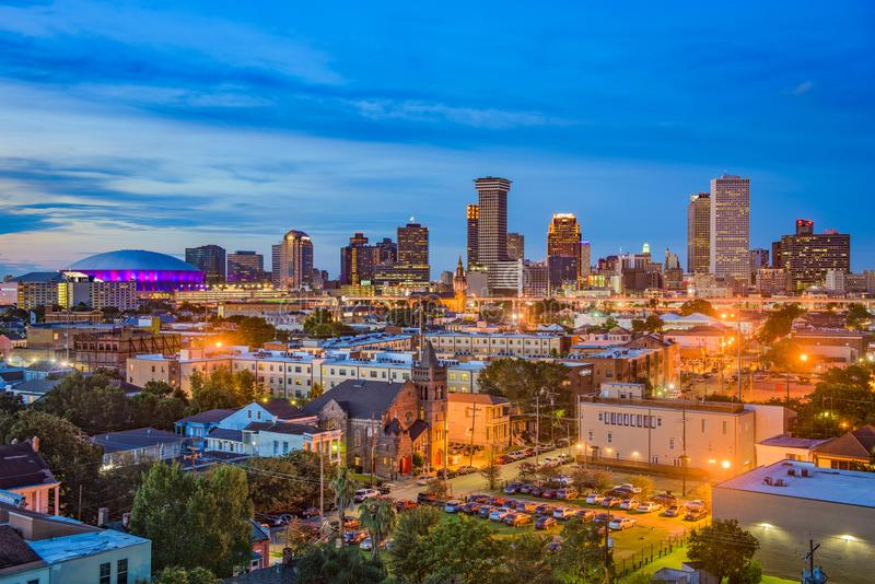 New Orleans Louisiana royalty free stock images