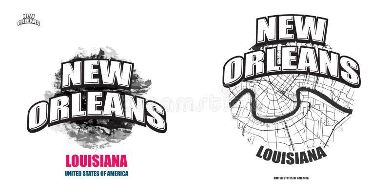 Logo New Orleans Stock Illustrations 1 017 Logo New
