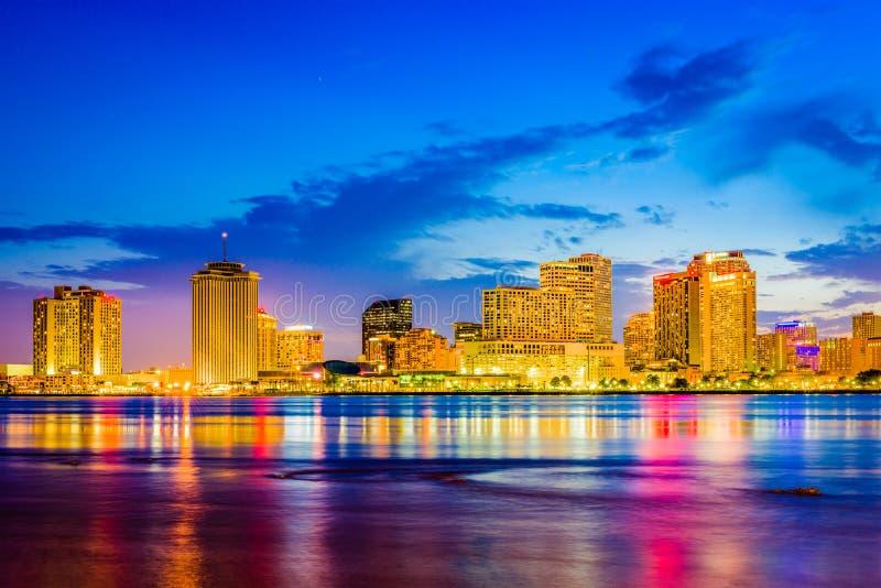 New Orleans Louisiana, USA arkivfoton