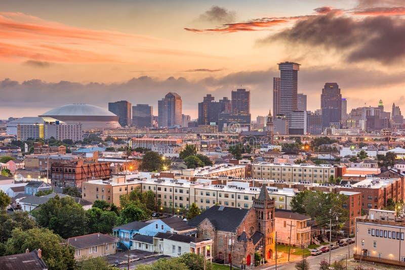 New Orleans, Luisiana, U.S.A. immagini stock libere da diritti
