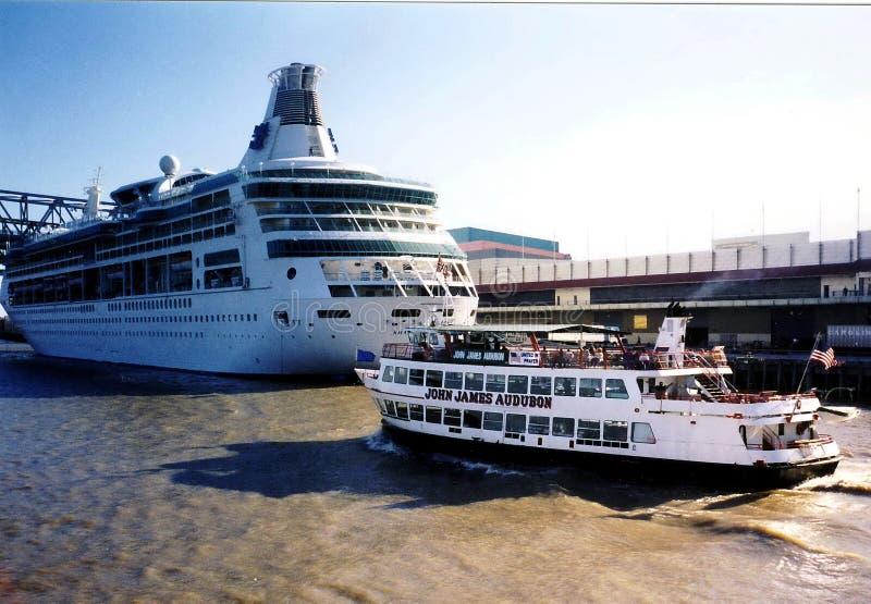 New Orleans Mississippi 2002 lizenzfreies stockbild