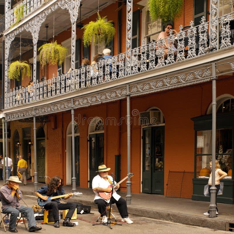 New Orleans - Staaten von Amerika lizenzfreie stockbilder