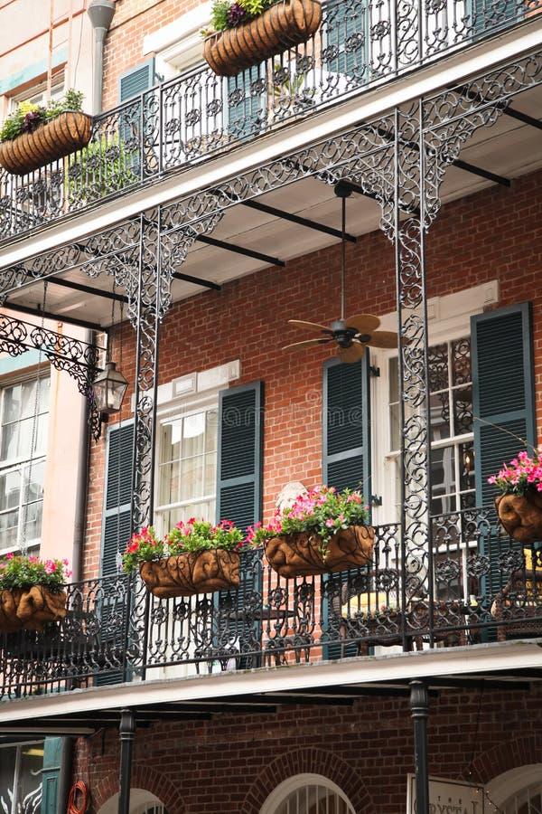 New Orleans - Straßen-Szene lizenzfreies stockbild