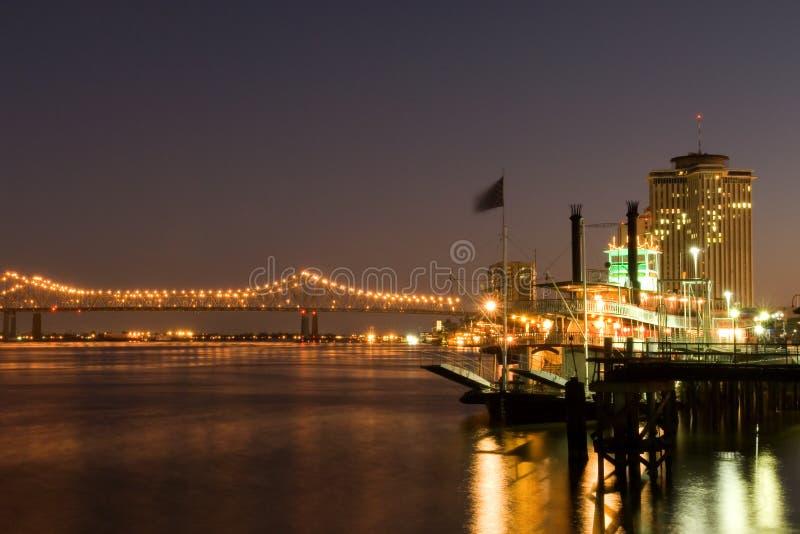 New- Orleansufergegend lizenzfreie stockfotografie