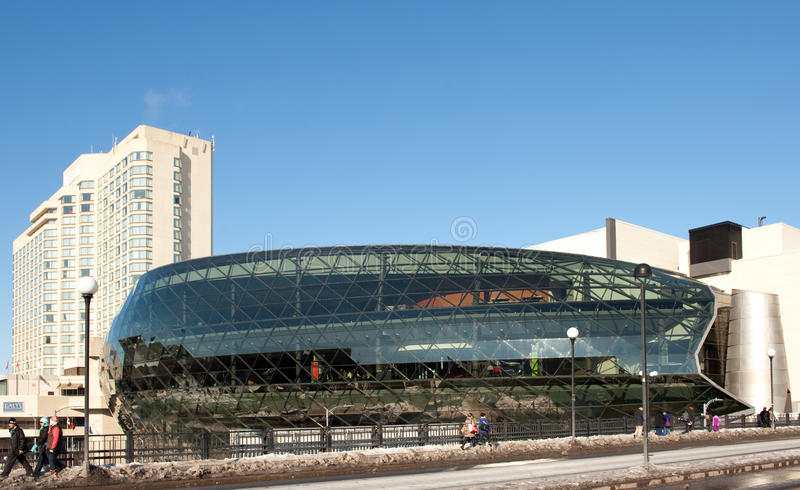 Download The New Ottawa Convention Centre Editorial Photography - Image: 23242292